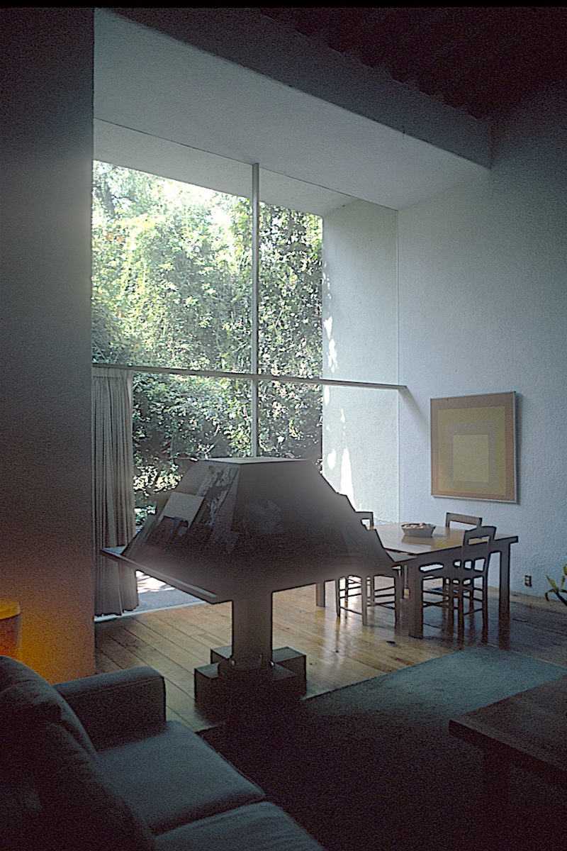 Luis Barragan: House and Studio photo © Thomas Deckker 1997
