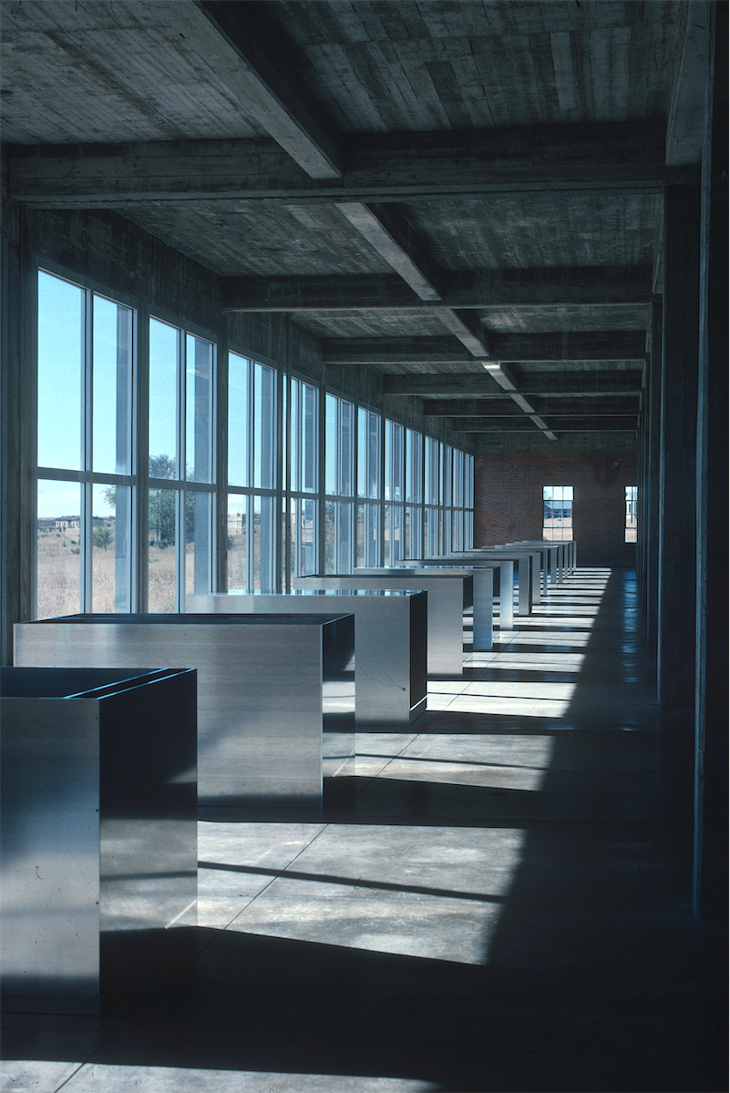 Donald Judd: Chinati Foundation, Texas